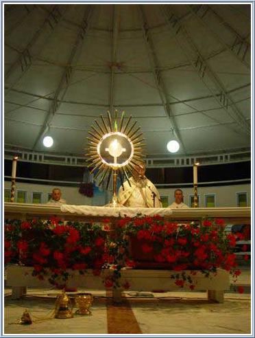 27th Anniversary Our Lady Apparitions Adoration