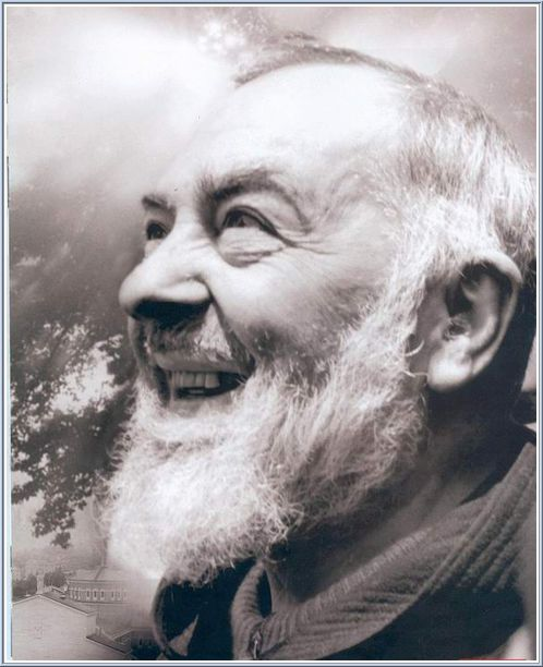 "Saint Padre Pio prophecied Medjugorje in 1968, telling pilgrims from Bosnia and Hercegovina that ""soon, the Madonna will visit your country."" The Capuchin priest had apparitions himself and further had the gift of bilocation and the ability to read people's souls. Joshua's parents considers the saint to watch over their childsaint padre pio"
