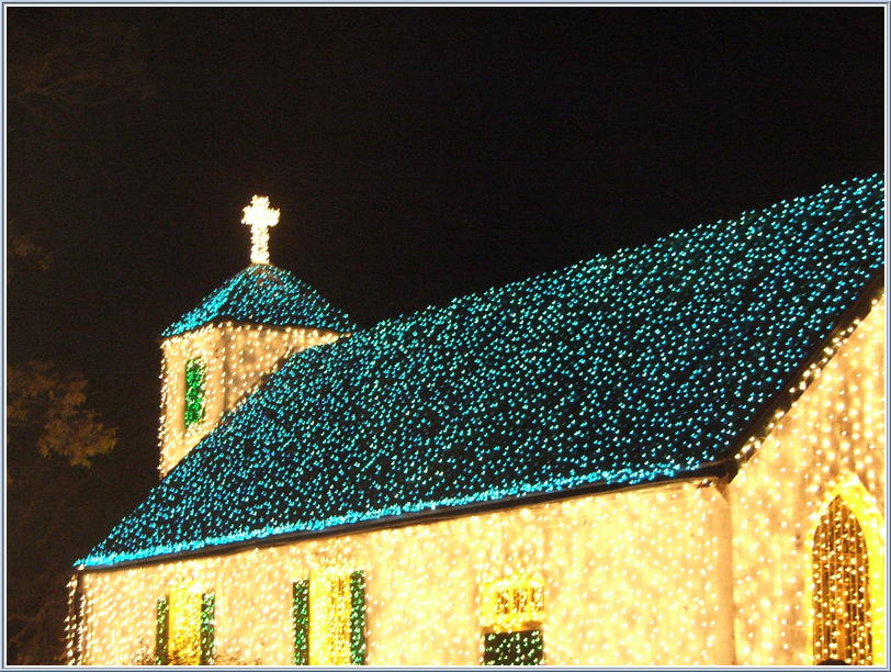 Merry christmas and happy new year 2007 our lady of medjugorje for Photos decoration