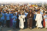 25th Anniversary Our Lady Apparitions Peace March 2