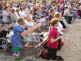 Praying the Holy Rosary at 18'o clock