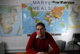 """I've always encountered the most amazing human spirit, the most heroic responses, which build my faith"" Magnus MacFarlane-Barrow, founder of Mary's Meals"