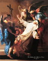 The Ecstasy of St. Catherine of Siena, Pompeo Batoni, 1743
