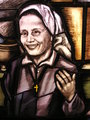 Depiction of Sr. Elvira