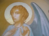 Angel picture at Cenacolo