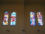 Windows at St. James Church