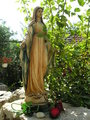 Statue of Our Lady and Jesus at Castle of Patrick and Nancy