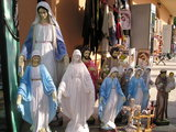 Statues of Mary