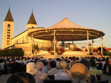 Holy Mass at the Sunset
