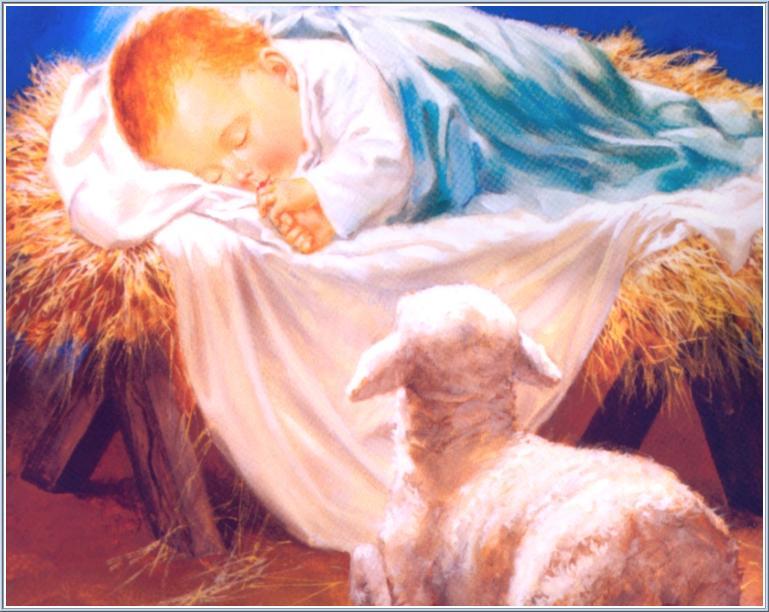 Nativity Of Jesus Christ Our Lady Of Medjugorje Pda